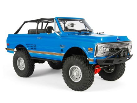 Axial AX90058 SCX10 II 1969 Chevrolet Blazer 1/10th Scale Electric 4WD - RTR